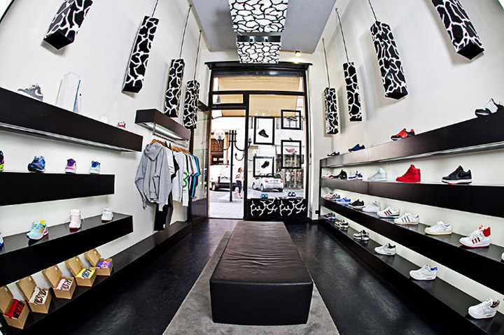 3535a5287a49 We have designed the interiors for the new sneakers ...
