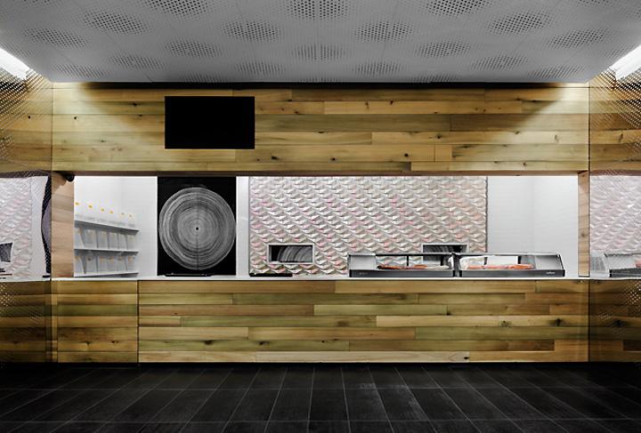 Sushi Restaurant Design sushi » retail design blog