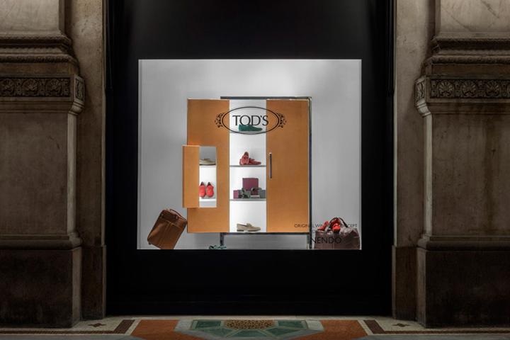 Shoe brands retail design blog for Window brands