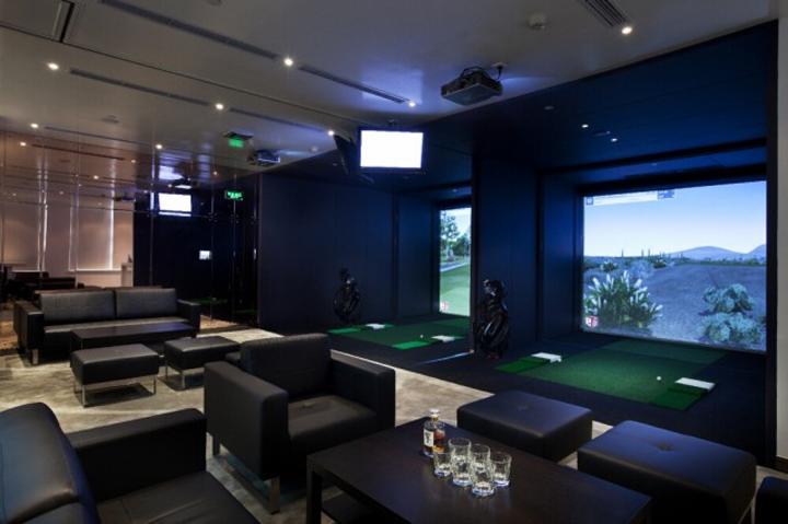 Urban 18 club by dariel studio shanghai retail design blog - Bar cuisine studio ...