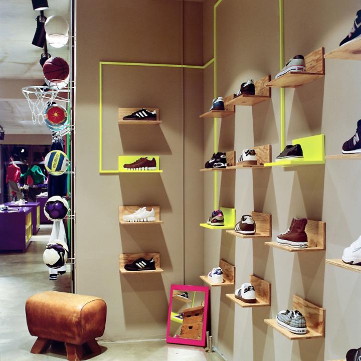 187 Volution Sports Store By Miks Konzepte Tinnum Germany