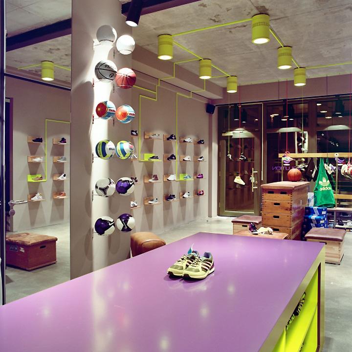 Volution sports Retail Design Blog