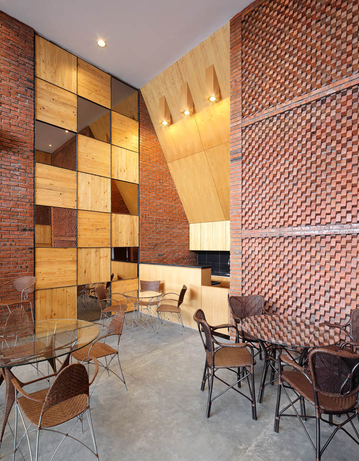 Yamakawa Rattan Showroom By Sidharta Architect Jakarta