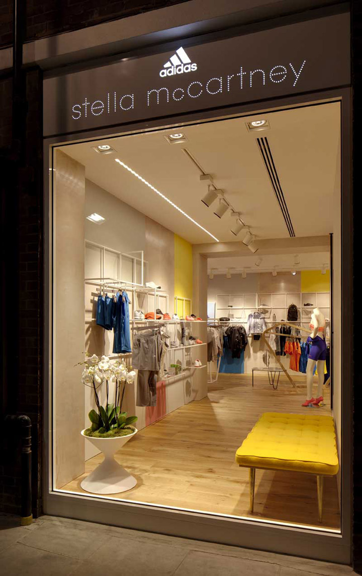 Sport clothes stores. Women clothing stores