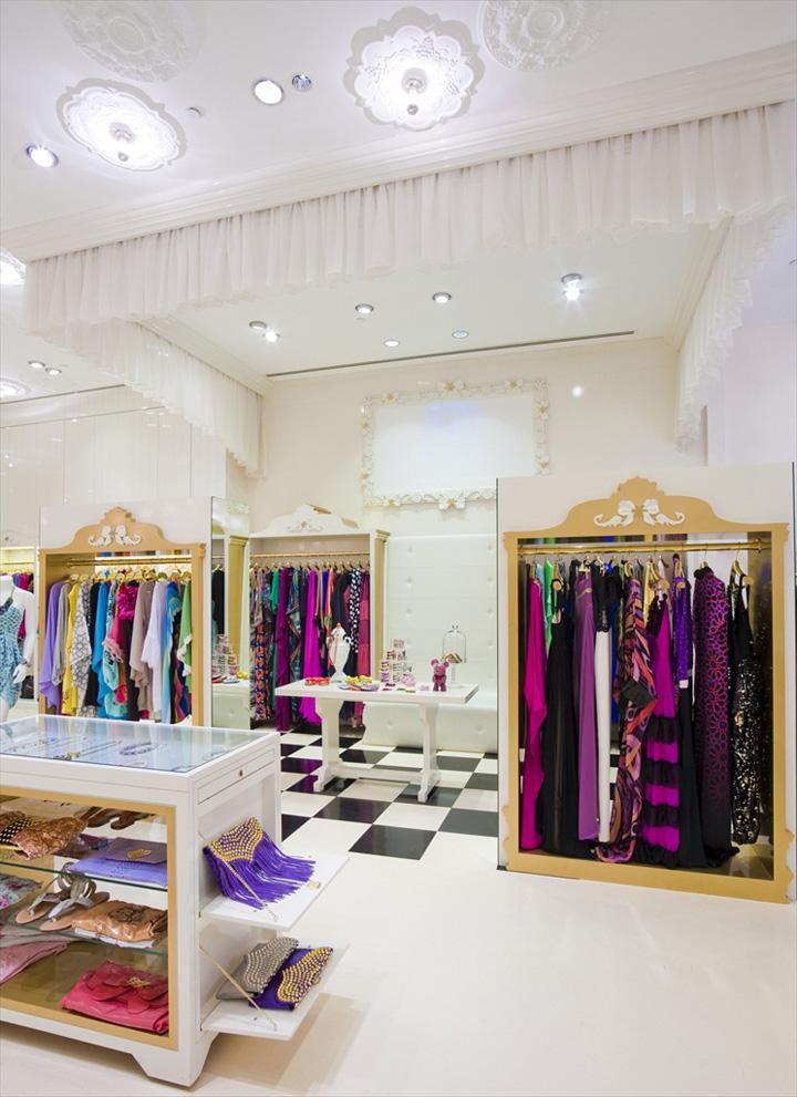 Fashion store in dubai for Dubai boutique