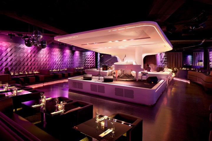 Albertina Passage Club By Söhne Partner Architekten Vienna