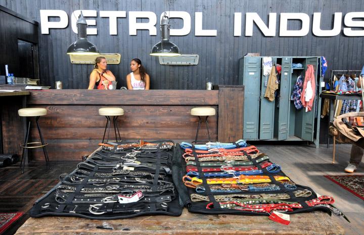 petrol industries jacke