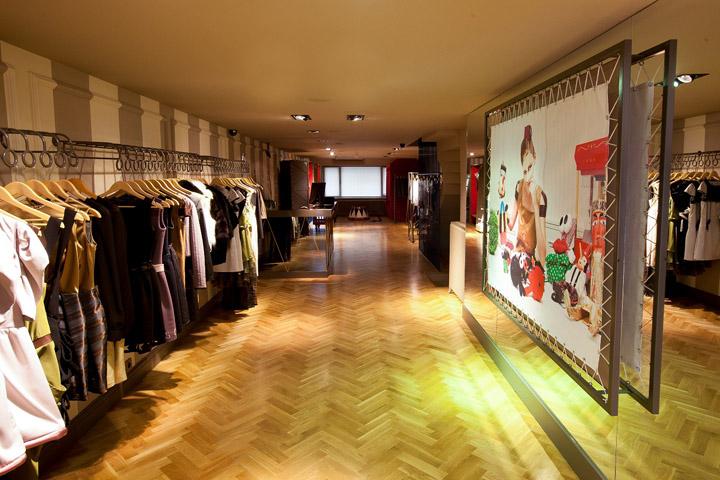 The Gallery For Fashion Studio Design