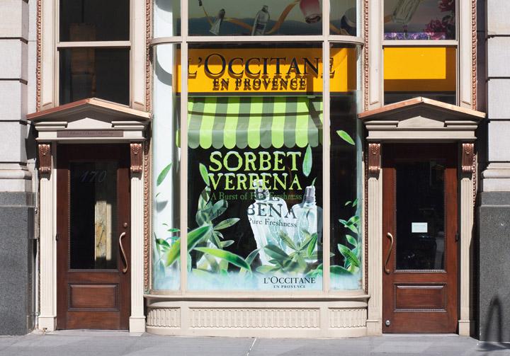 Fragrance retail design blog for Design consultancy new york