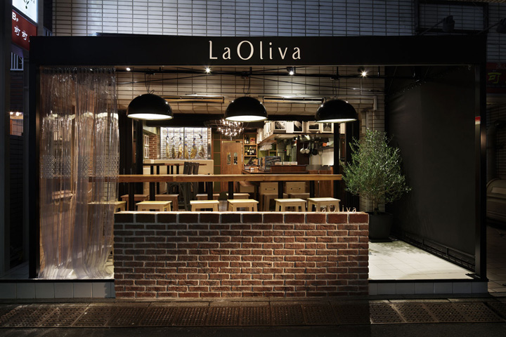 La oliva spanish restaurant by doyle collection tokyo