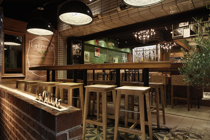 187 La Oliva Spanish Restaurant By Doyle Collection Tokyo
