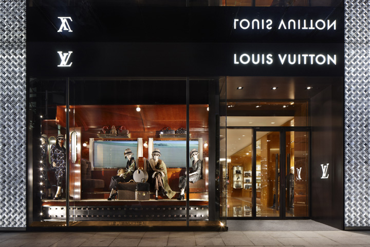 187 louis vuitton maison by peter marino shanghai