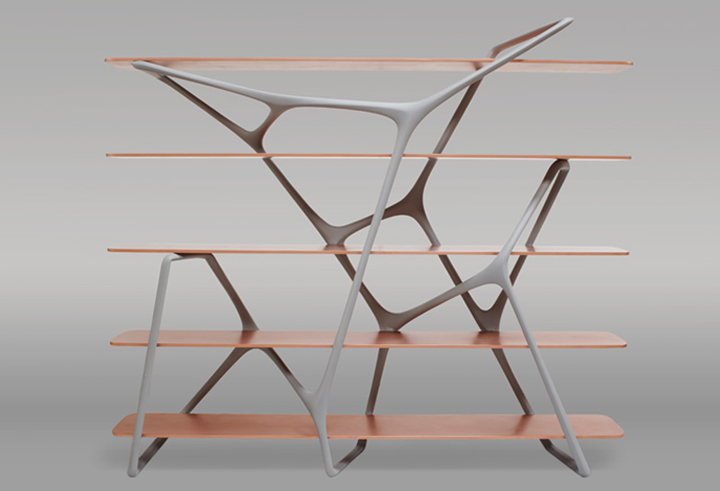 Naturoscopie Shelf by Noé Duchaufour-Lawrance » Retail Design Blog