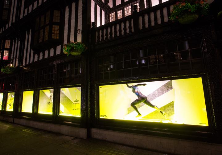 187 Nike X Liberty Windows By Hotel Creative London