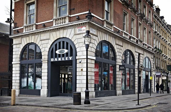 oakley shop london