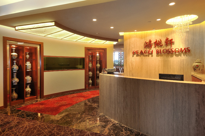 Peach Blossoms Chinese Restaurant by JP Concept Singapore Retail