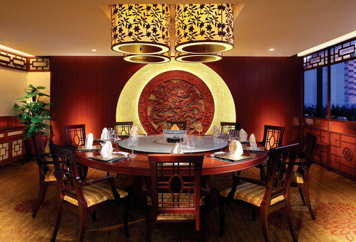 Peach blossoms chinese restaurant by jp concept singapore for Authentic chinese cuisine for the contemporary kitchen