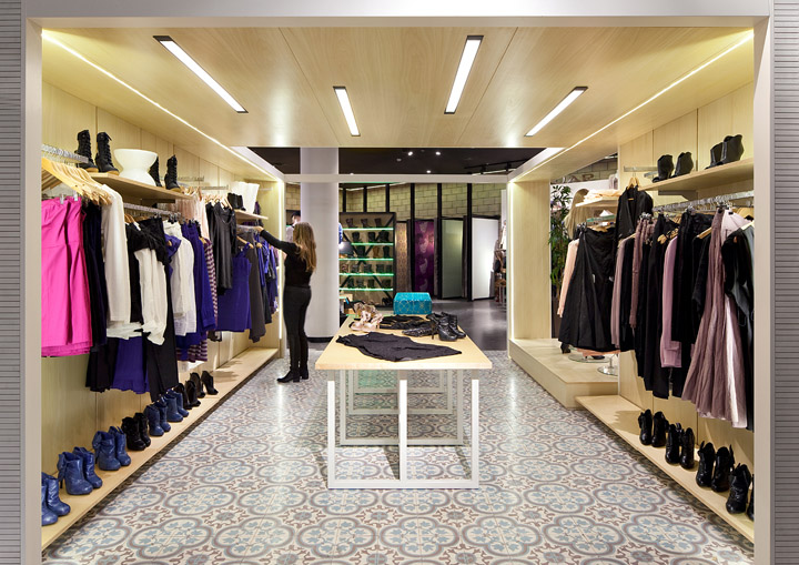 187 Renuar Fashion Store By Bilgoray Pozner Herzelia Israel