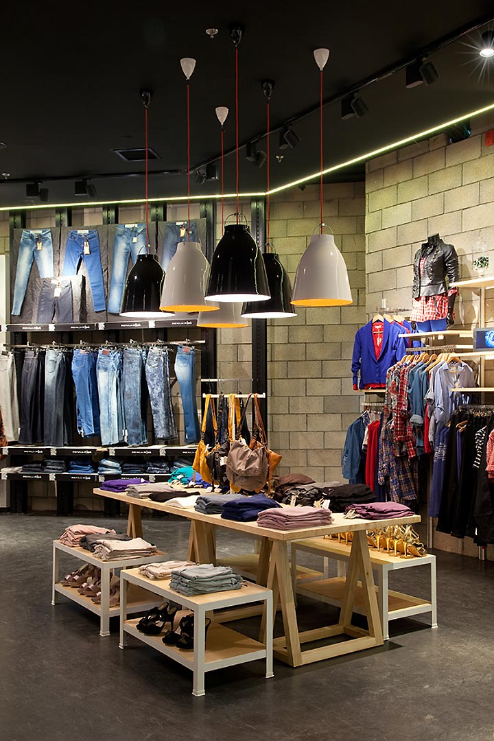 Renuar Fashion Store By Bilgoray Pozner Herzelia Israel