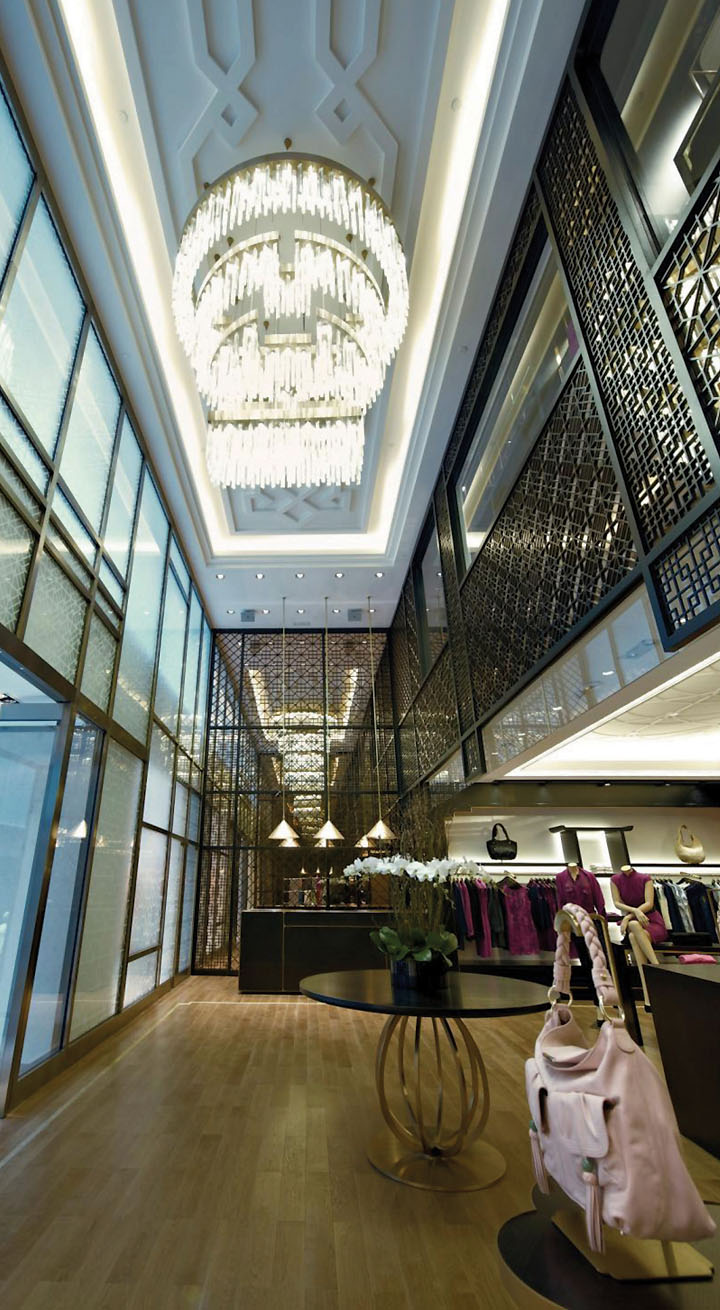 187 Shanghai Tang Mansion Flagship Store By Design Mvw Hong