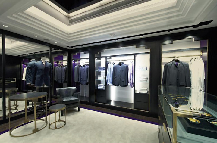 Shanghai Tang Mansion Flagship Store By Design Mvw Hong