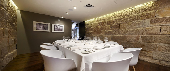 The harbour rocks hotel by sjb interiors sydney retail for The dining room sydney