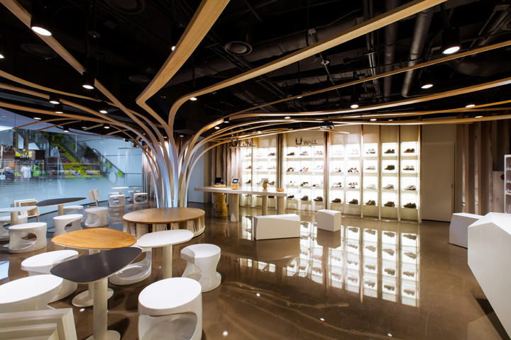 u-loungedesign bono, seoul » retail design blog