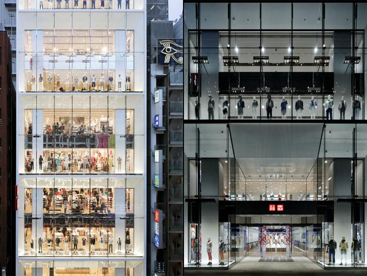 187 Uniqlo Flagship Store By Wonderwall Tokyo