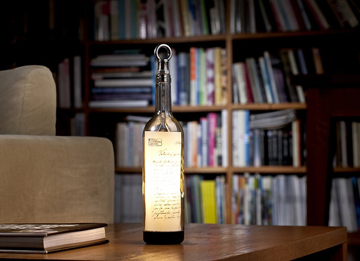 Wine Bottle Lamp Series by John Meng 11 Wine Bottle Lamp Series by John Meng