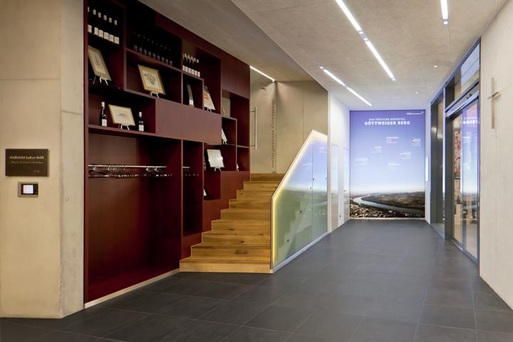 Winzerhof Dockner Wine Center By Explicit Architecture
