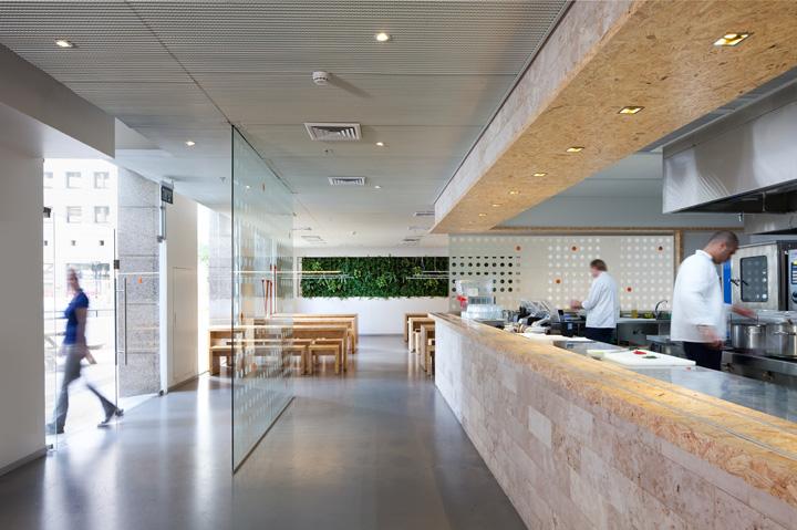 Healthy food retail design