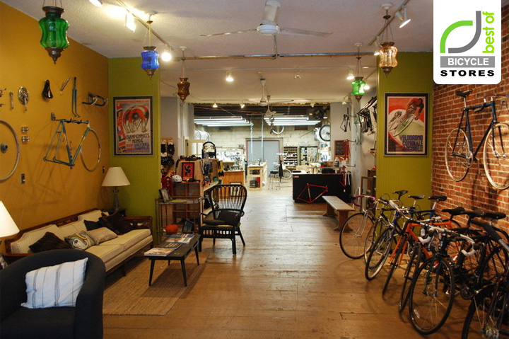 Bike shop retail design blog for Bmx store