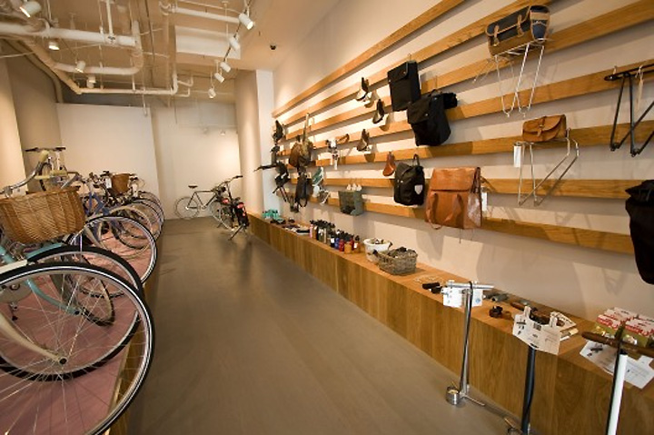 garage bike shop ideas - BICYCLE STORES Adeline Adeline shop New York Retail