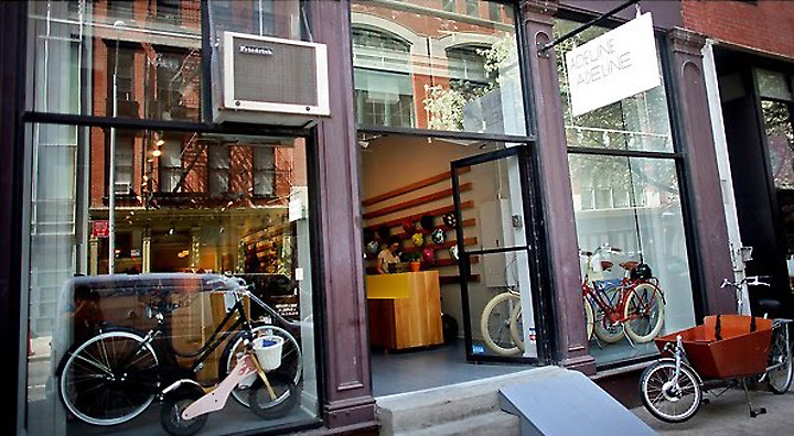 Bicycle Stores Adeline Adeline Shop New York 187 Retail