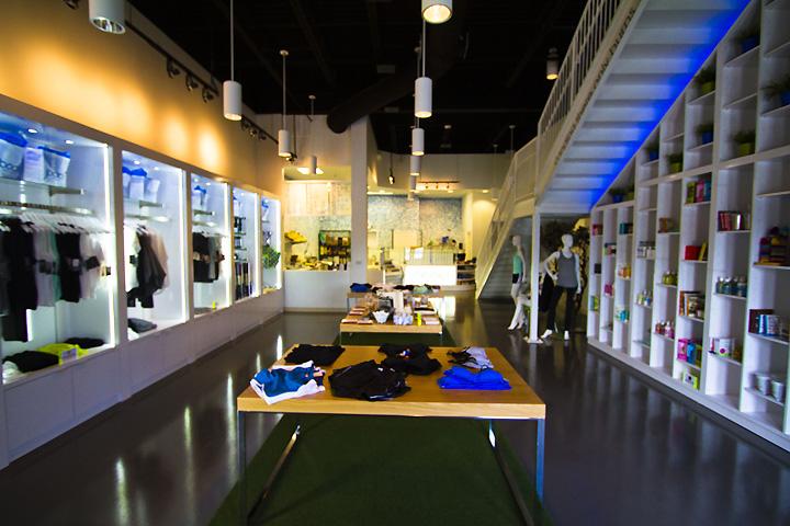 body + studio by Jay Ellis, Lafayette – USA » Retail Design Blog