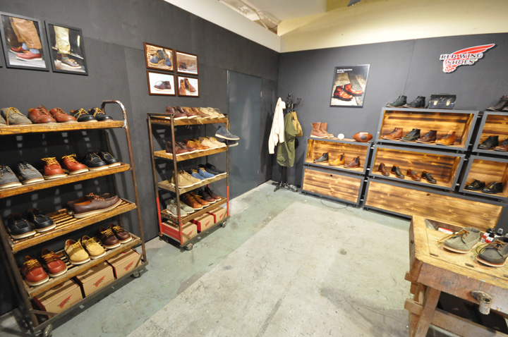 Bread & Butter Berlin 2012 Summer – RED WING SHOES » Retail Design ...