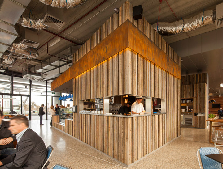 Cafenatics by Zwei Interiors Architecture Melbourne 02 CAFES! Cafenatics by Zwei Interiors Architecture, Melbourne