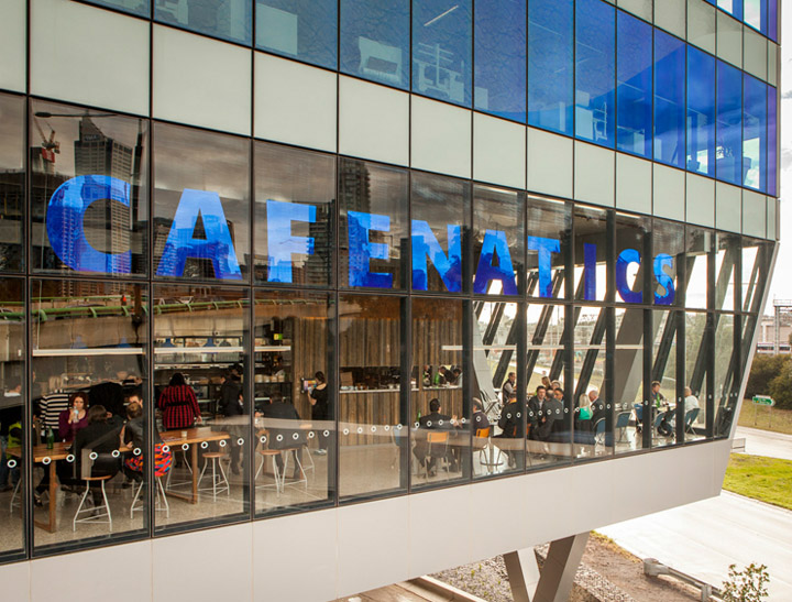 cafes cafenatics by zwei interiors architecture melbourne