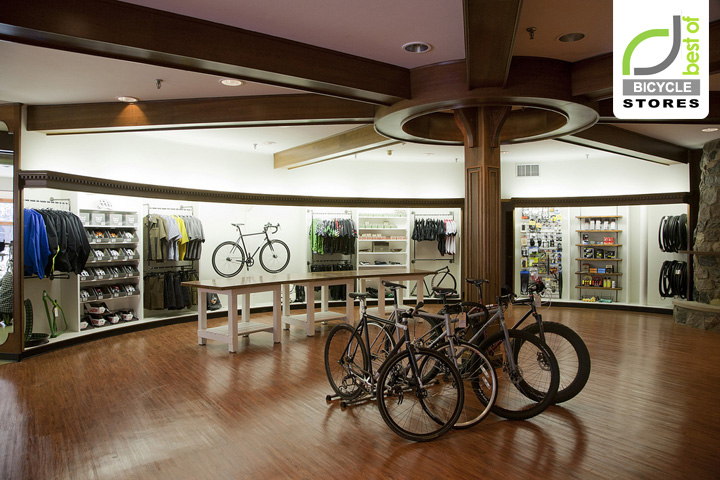 Bicycle stores retail design blog for Bmx store