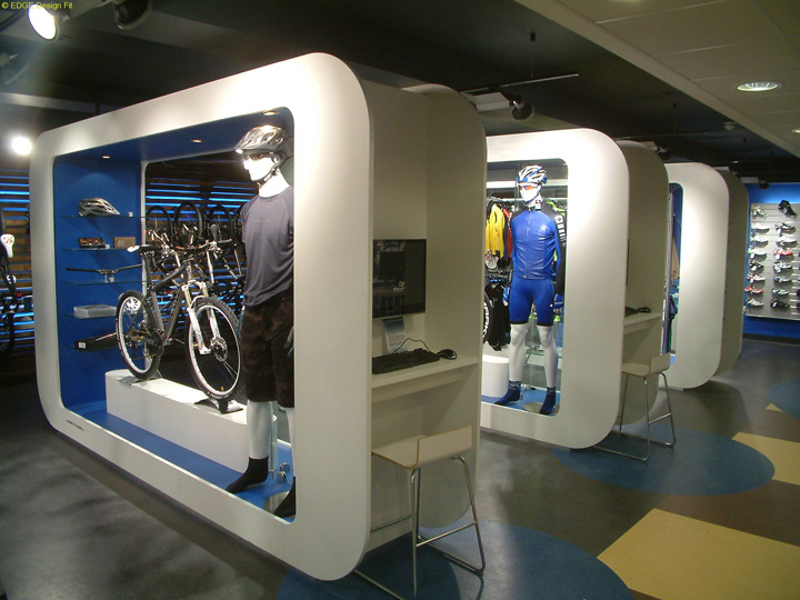 187 Chain Reaction Cycles Retail Shop By Edge Design Fit