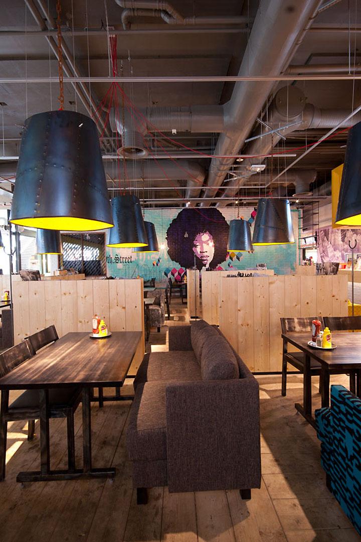 Chico S Restaurant By Amerikka Design Office Ltd Espoo Finland Retail Design Blog