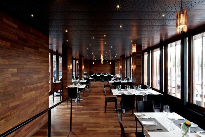 187 Cumar 250 Restaurant By Gonzalo Mardones Viviani Santiago