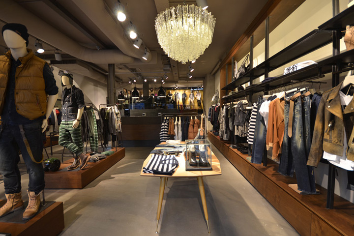 187 Diesel Store The Hague Netherlands