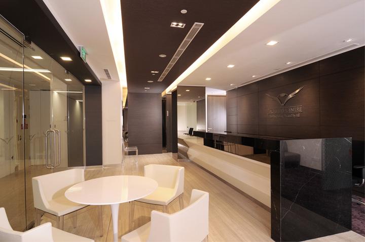Singapores Boutique Architectural Commercial Interior Design
