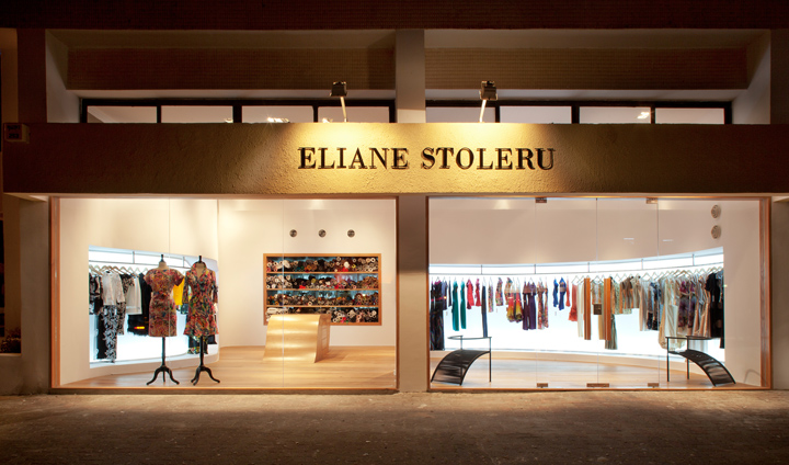 Eliane Stoleru Haute Couture Studio Amp Shop By Oron