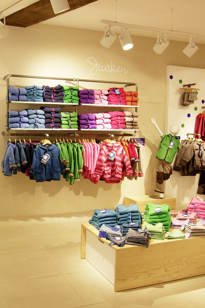 187 Finkid Children Clothing Concept Store By The Store