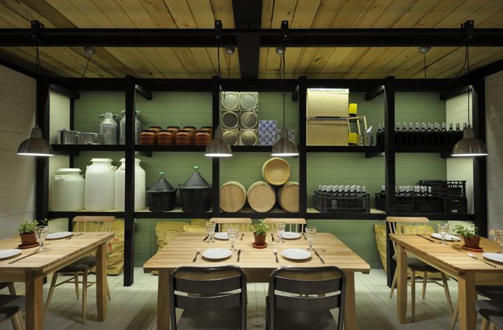 Farma kreaton restaurant by minas kosmidis komotini