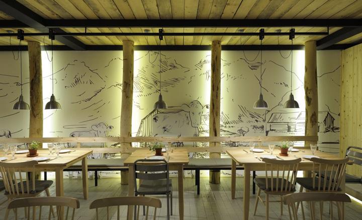 Farma Kreaton Restaurant By Minas Kosmidis Komotini Greece