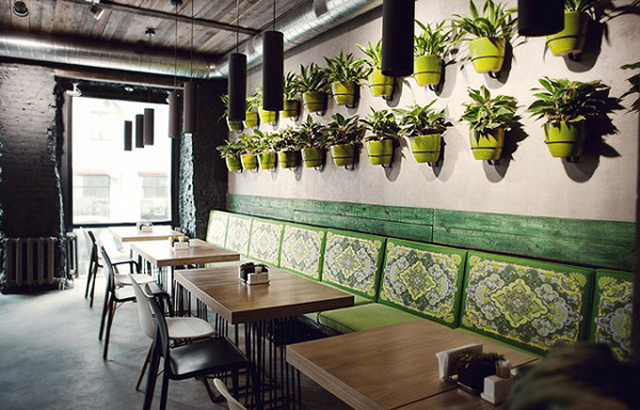 Fresh restaurant by sundukovy sisters moscow