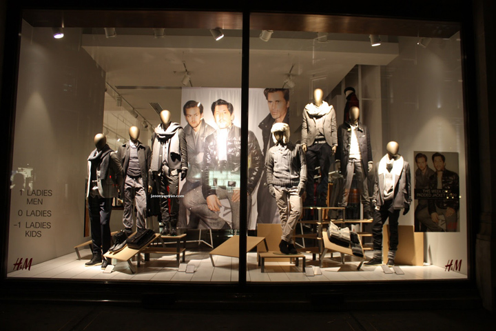 Regent Street 187 Retail Design Blog